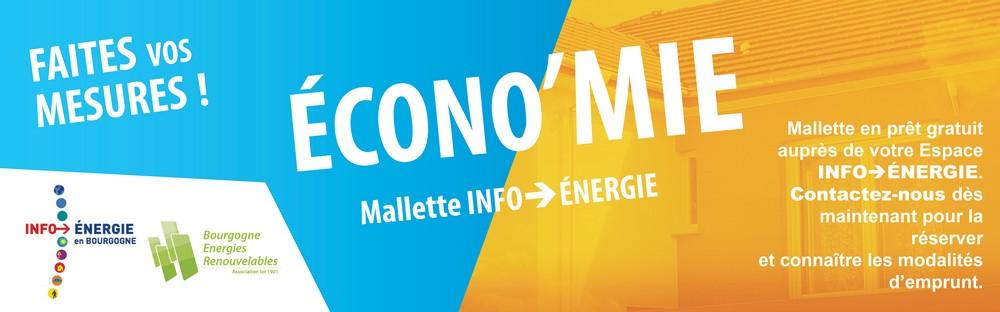 Mallette ÉCONO'MIE