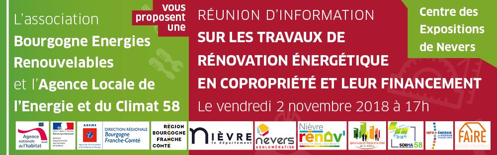 Conférence copropriété Nevers